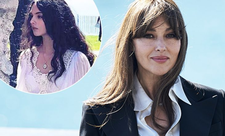 """E vogla e Monica Belluci-t është rritur dhe pozoi për kopertinën e """"Elle"""""""
