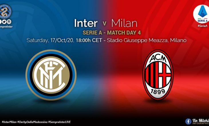 Inter-Milan, formacionet zyrtare