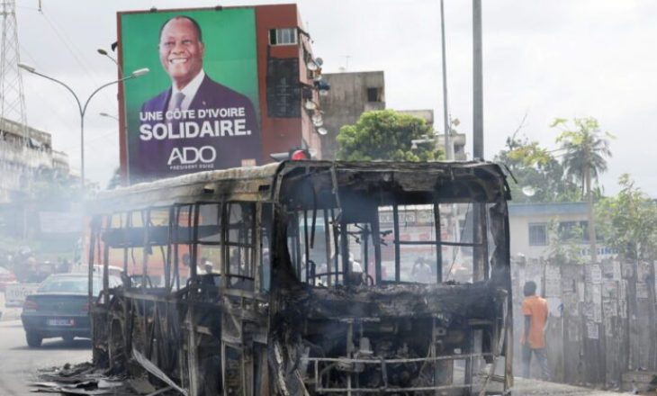Zgjedhjet presidenciale në Bregun e Fildishtë mbahen të shtunën