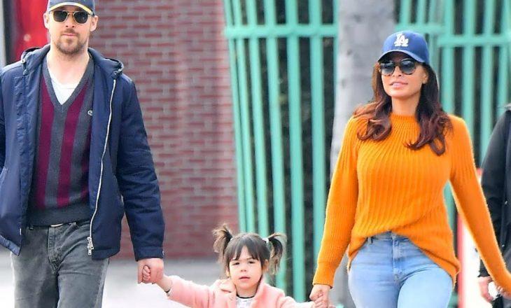 Eva Mendes nuk ka dashur të bëj fëmijë derisa është dashuruar me Ryan Gosling