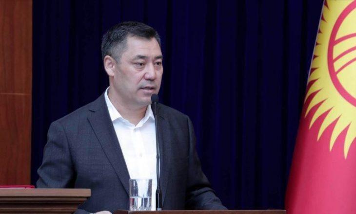 Sadyr Zhaparov kryeministër i ri i Kirgistanit