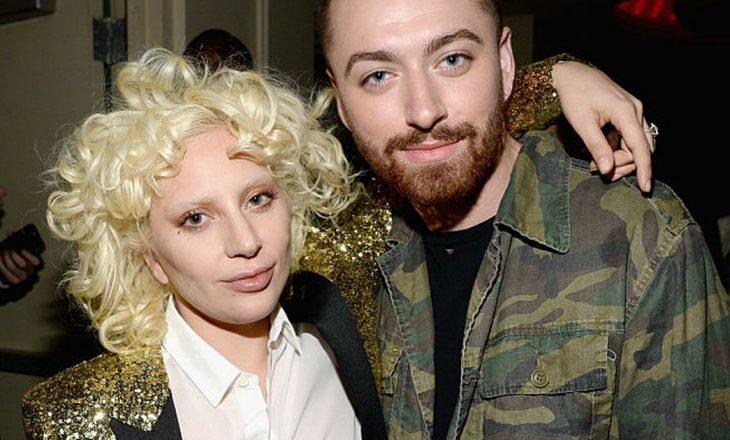 """Sam Smith tregon se si Lady Gaga e ka ndihmuar të jetë """"krenar për të qenit queer"""""""