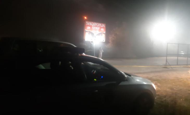 Hidhet një mjet shpërthyes në një lokal nate në rrugën Prishtinë-Ferizaj