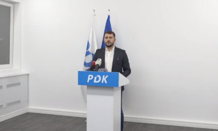 PDK kritikon Qeverinë Hoti – Mohon se zyrtarë të saj janë të përfshirë në vjedhjen e 2 milionë eurove