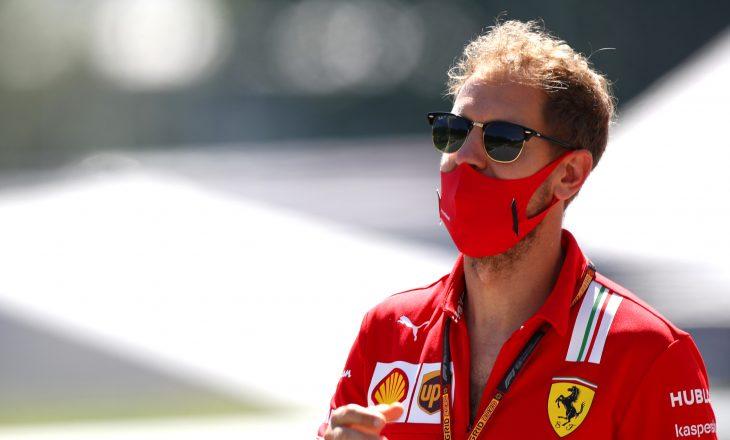 Rikthehet Formula 1 në fundjavë, flet Vettel