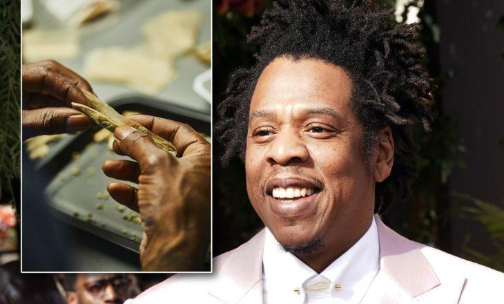 Jay Z po lanson linjën e tij të kanabisit