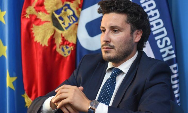 Dritan Abazoviqi propozohet për zëvendëskryeministër të Malit të Zi