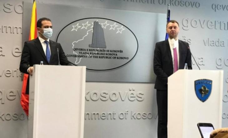 Kosova e Maqedonia e Veriut shpejt me pikë të përbashkët kufitare