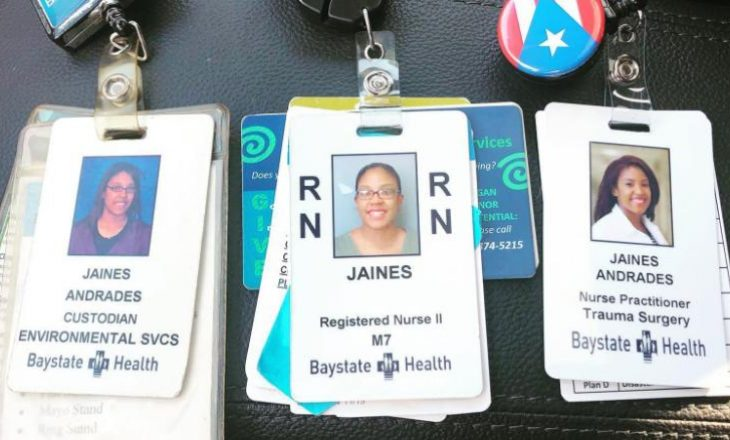 Udhëtimi inspirues – nga rojtare porte në shërbyese shëndetësore