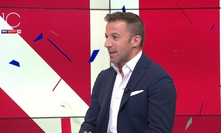 Ish legjenda e klubit, analizon ndeshjet e fundit të Juventus