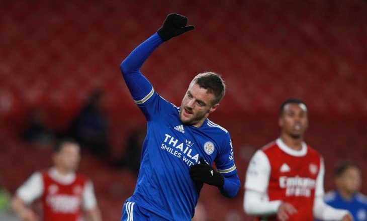 Arsenal pëson disfatë në shtëpi nga Leicester
