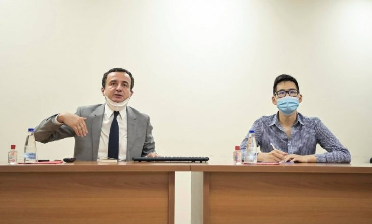 Hoti pezullon vendimin për refuzimin e lejeqëndrimit për Tienmu Ma
