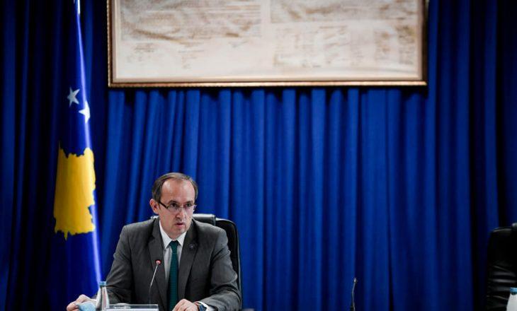 Hoti: Dy milionë euro shtesë do t'i takojnë komuniteve jo-shumicë