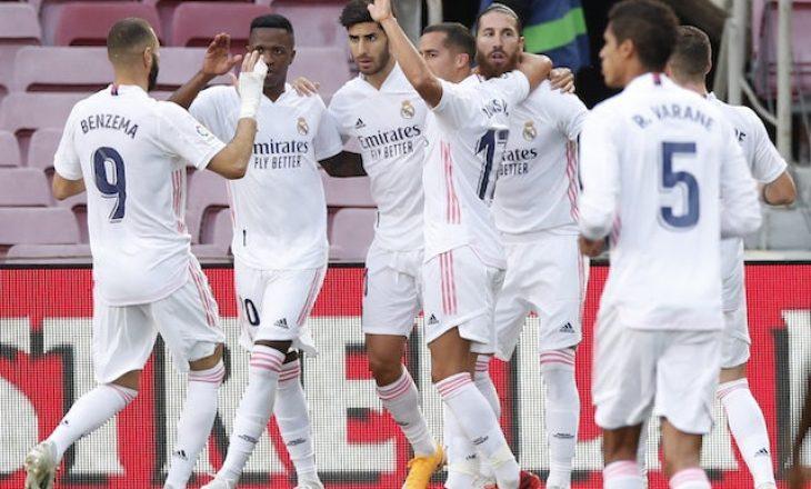 Në La Liga shënojnë fitore skuadrat madrilene