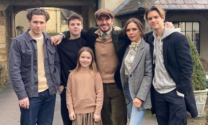 Deri në vitin 2022 nuk ka dasmë në familjen Beckham