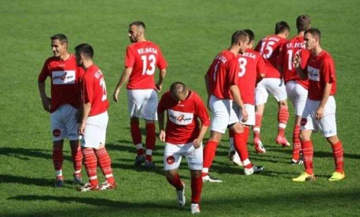 Besa e arrin fitoren e parë të sezonit ndaj Trepça 89