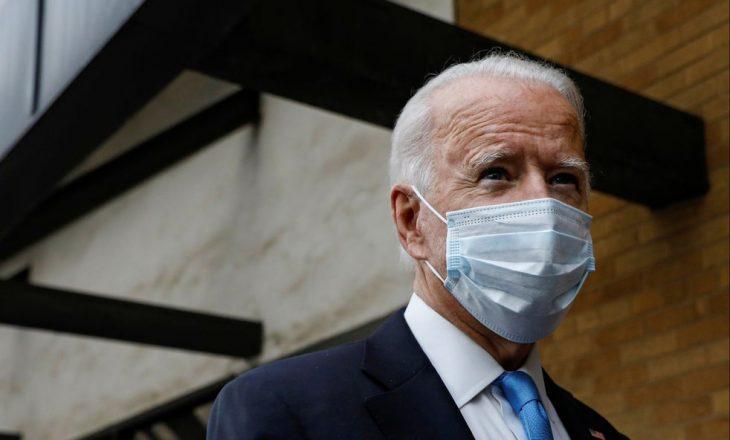 Edhe Joe Biden do të testohet për Covid-19
