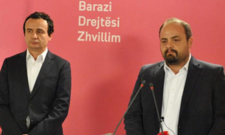 Abazi: Kurti do të votojë për zgjedhjet në Shqipëri