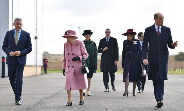 Mos ndoshta Mbretëresha Elizabetë dhe Princi Uilliam nuk dinë gjë për pandeminë?
