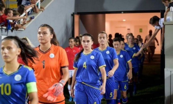 Futbolli femrave: Sonte përballet Kosova me Turqinë