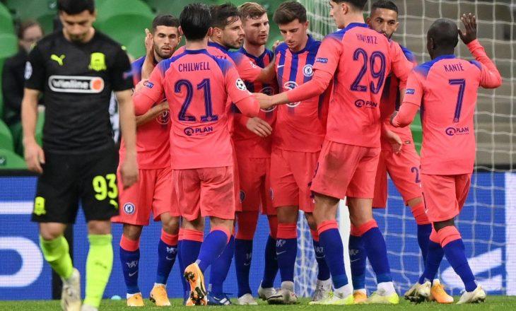 Mbyllen sfidat, fitojnë Chelsea dhe PSG