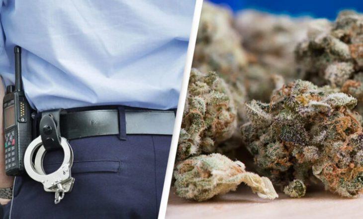 Policët konfiskojnë 160 kg kanabis, raportojnë vetëm 1 kg dhe shesin pjesën tjetër