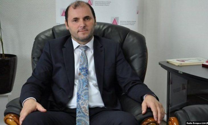 Drejtori i shkarkuar i ATK-së i befasuar me vendimin e Hotit