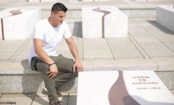 Haxhi Krasniqi: Do t'i prezantoj titujt në Prekaz