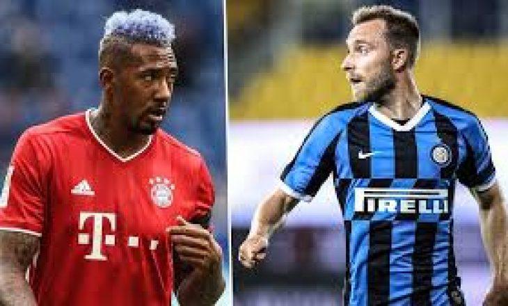 Shkëmbim lojtarësh mes Bayern Munchen dhe Inter
