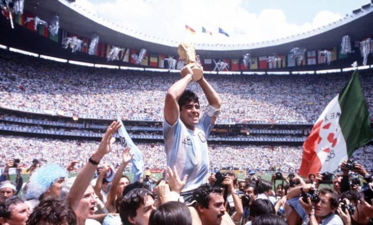 FIFA uron Maradonën për ditëlindje