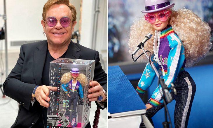Një kukull Barbie në nder të Elton John