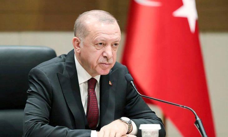 Erdogan uron kreun e CDU-së Armin Laschet për marrjen e kreut të Unionit Kristian – Demokrat