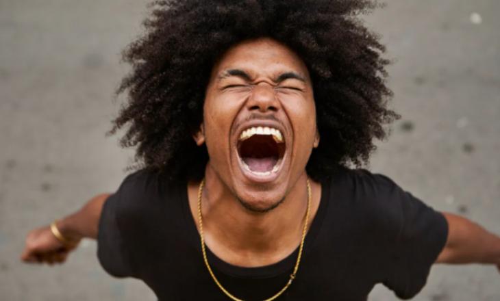 Pse qajmë kur jemi të zemëruar?