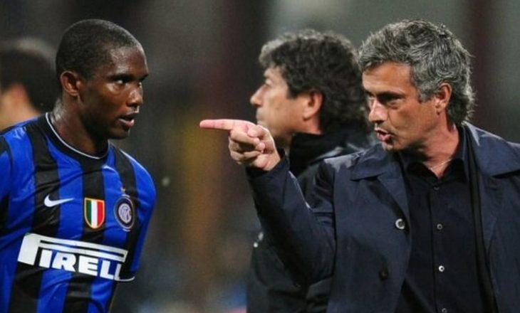 Eto'o: Mourinho trajner i veçantë