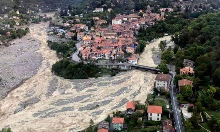 Vërshimet godasin Francën dhe Italinë – 9 të vdekur, dhjetëra të zhdukur