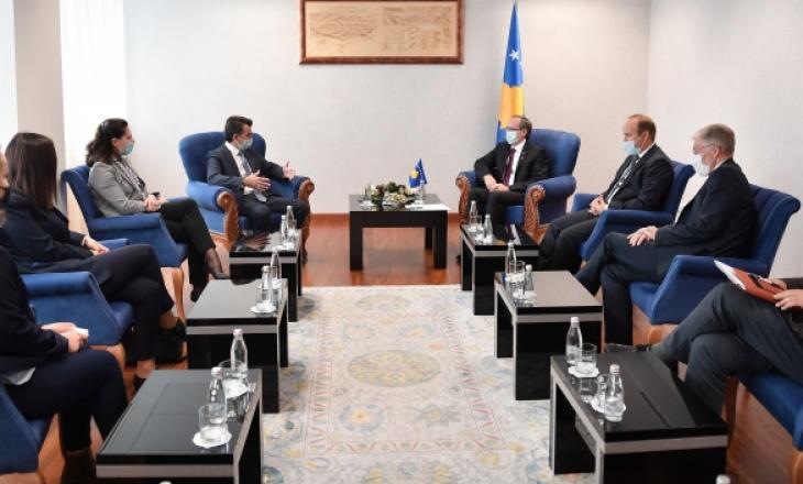 Kryeministri takohet me përfaqësuesit e Këshillit të Investitorëve Evropianë