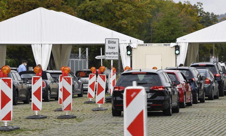 Gjermania raporton rekord të numrave të rasteve me Covid, për ditën e tretë me radhë