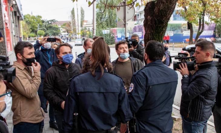 Policia arreston Krasniqin e Hysenin – Molliqaj kërkon lirimin e tyre