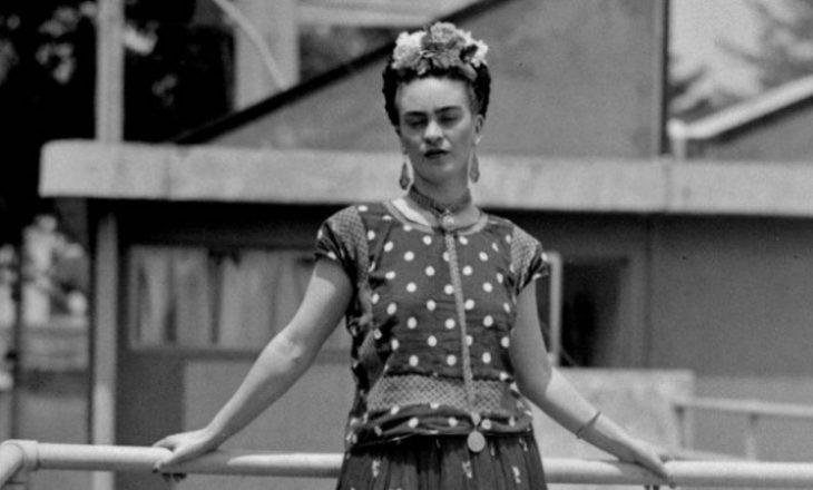 Letër dashurie: Frida për Diegon