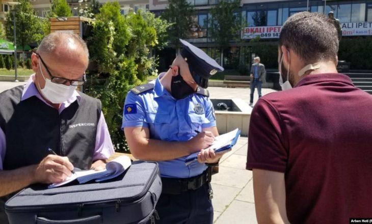 """Policia nuk e """"ndalë dorën"""" mbi 100 gjoba anti-COVID"""