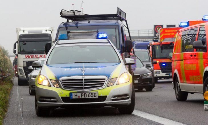 Vdes edhe shqiptari i katërt në aksidentin e rëndë në Gjermani