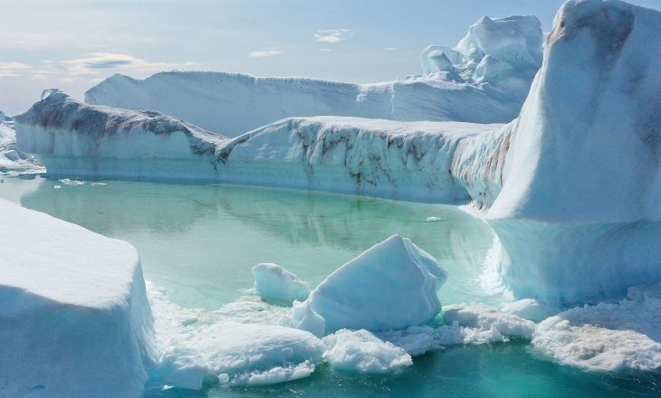 Ka 3 milionë vjet që nuk ka qenë kaq ngrohtë në Arktik
