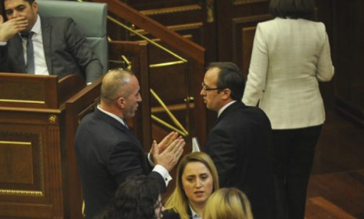 Vazhdojnë polemikat Hoti-Haradinaj