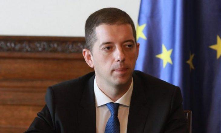Marko Gjuriq ambasador i Serbisë në SHBA