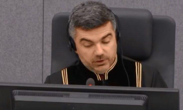 Gjykatësi i Speciales urdhëron Tomë Gashin të mos publikojë dosje konfidenciale