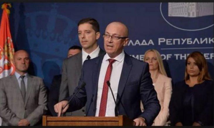 """Kërcënimet e Listës Serbe """"formë presioni dhe shantazhi ndaj Qeverisë"""""""