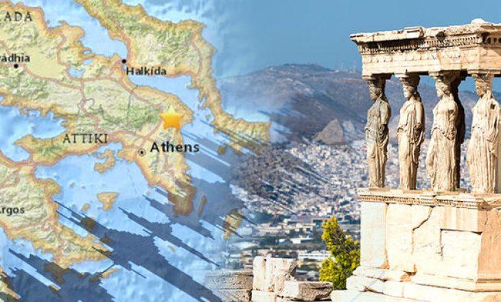 Greqia goditet nga tërmeti