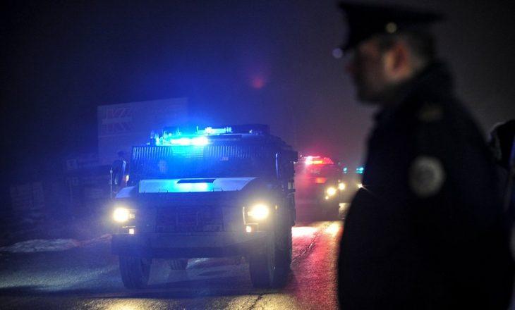 Gjuajtje me armë në autostradën Prishtinë – Pejë