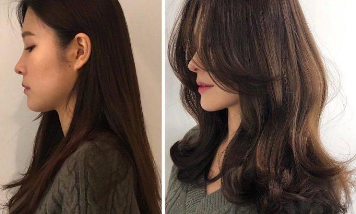 Stili i flokëve ka fuqinë të ndryshojë një person