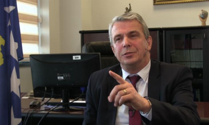Kryetari i Gjykatës së Apelit lëshon akuza se s'po prezantohen fakte për rastet e korrupsionit
